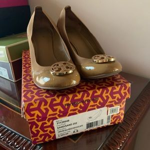 100% Authentic Tory Burch Wedge
